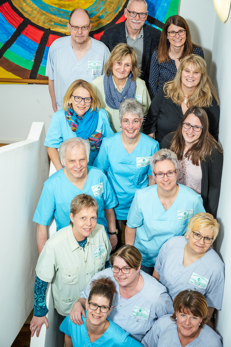 Diakoniestation Emmendingen - Team